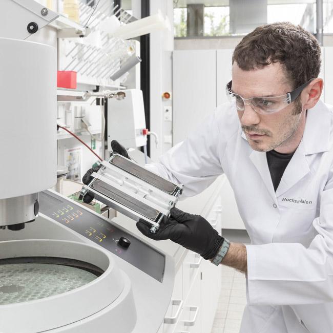 matworks Materialographie Kernkompetenz HSAA IMFAA