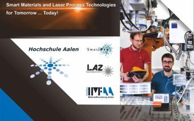 1. Laser and Materials Day Aalen (LAMDA) an der Hochschule Aalen